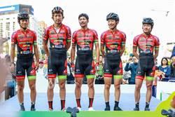 單車交流正夯 日本宇都宮隊參加環台賽