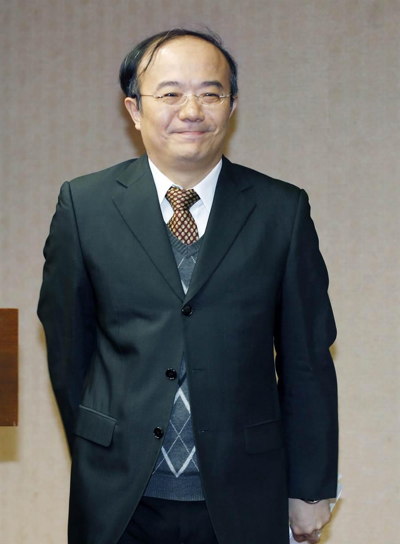 NCC主委石世豪9日在交通委員會備詢。(姚志平攝)