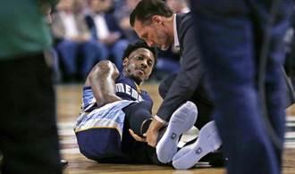 NBA的現實!查莫斯因傷報銷遭裁