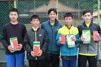 盧彥勳與張凱貞拚奧運 鼓勵未來希望