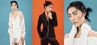 3月就是她了!劉雯演繹 MANGO的極簡柔情系列