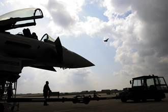 義大利颱風式戰鬥機展示遠程作戰能力