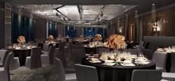 新北第一高樓落成 3餐廳5月起迎賓