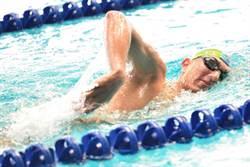 高原特訓躍進 安廷耀、吳浚鋒在星泳破全國
