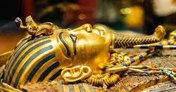 圖坦卡門陵寢有密室 可能藏寶