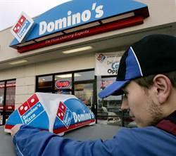 全球首創 達美樂披薩啟用機器人外送服務