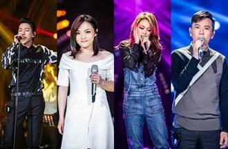 《我是歌手》最後一場排位賽歌單 徐佳瑩再戰搖滾