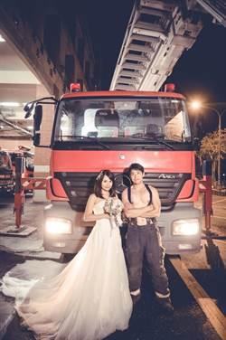 不諳日語 消防猛男4句話娶回日本正妹