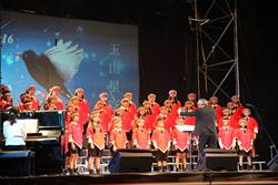 玉山星空音樂會 3000多人深山共賞天籟美聲