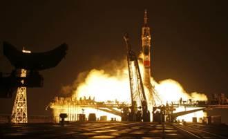 國際太空站增新血 三太空人報到