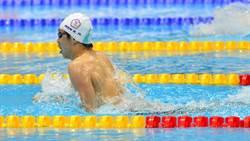 新加坡泳賽 溫仁豪破全國 奧運達標