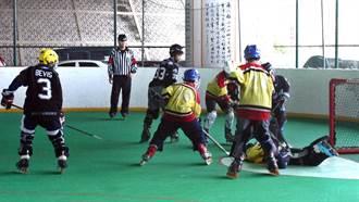 總統盃全國溜冰曲棍球錦標賽 20日圓滿落幕