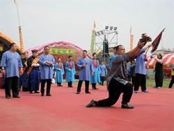 永康災區為期5天的道教科儀 今舉行啟香儀式