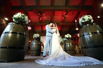 到樂園結婚吧!六福村推主題婚宴