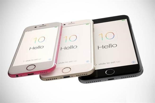 蘋果將再度發表4吋機種—iPhone SE,讓螢幕尺寸何種大小為佳,又引起了一番討論。 (圖/MyDrivers)