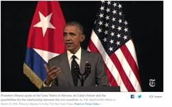 古巴不反美 台灣還反中?