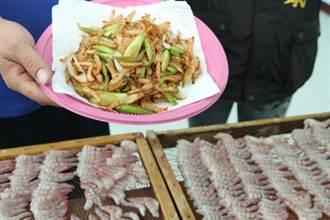 青山漁港產蝦干 口味獨特饕客愛