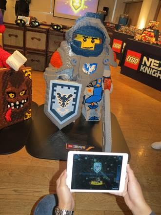 樂高新品「未來騎士團」結合卡通、手遊及3D體感
