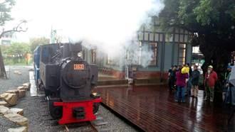 台糖旗尾線蒸汽火車頭 重回旗山站