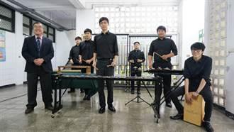 屏科大教授 研發五花八門新樂器
