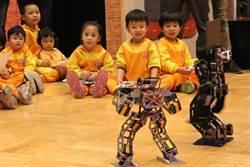 復古對決創新 三越三多店機器人展夯