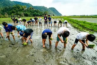 日本湘南學園57師生 體驗宜蘭農村生活