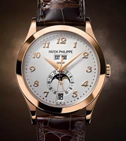 百達翡麗5396年曆腕錶  紀念專利裝置問世廿載