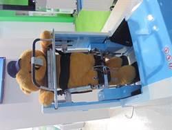 上銀下肢康復訓練機 取得大陸CFDA認證