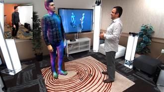 科幻情節成真 微軟開發全像立體通訊技術