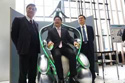 參訪豐田總部 中彰投三首長輪流坐科技龍椅