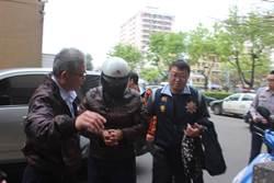 三重縱火嫌犯當庭痛哭 遭檢方聲押