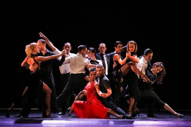 舞作《米隆加》劇照。(國家兩廳院提供)
