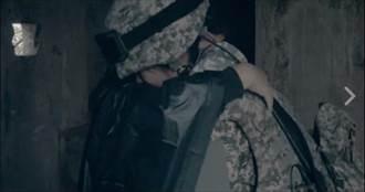 搶救「人質」竟是自己的媽 陸軍特戰女兵淚崩