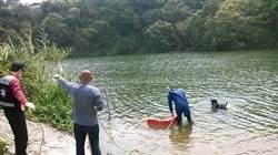 男子新竹峨眉湖騎水上摩托車 落水搜尋中