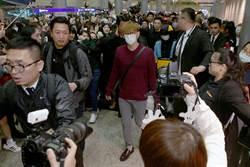 韓國男團BEAST抵台會歌迷 六人全到齊