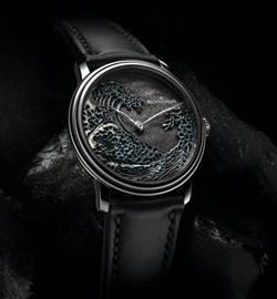 Blancpain巨浪工藝腕錶 日本禪意濃