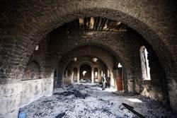 ISIS損毀的古城發現基督教聖人遺骨