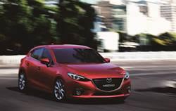 馬自達Mazda3蟬連年度最佳進口中型車獎