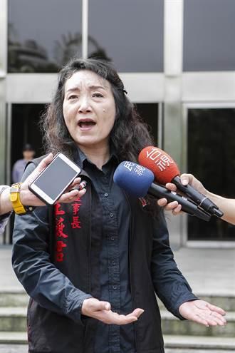 鄭捷生死辯未傳家屬 兒童權益團體最高院前抗議
