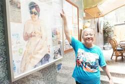人體畫家吳素蓮開展 為美育留下註解