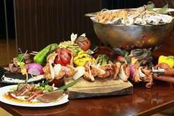 台北花園酒店六國餐廳 燒烤也Buffet
