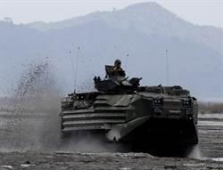日本採購30輛AAV-7兩棲突擊車