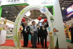 開拓東協市場 林佳龍率團赴星參展新加坡國際食品展
