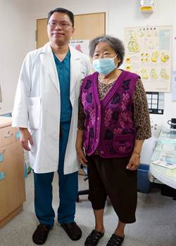 老婦主動脈瓣狹窄  微創置換手術救命