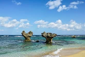 大自然鬼斧神功 沖繩心景點最多