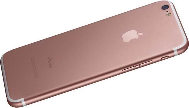 外媒先前根據網路傳聞繪製的iPhone 7渲染圖。(圖/翻攝MacRumors)