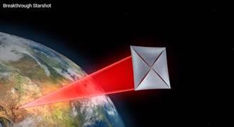發展星際旅行:俄富豪、霍金將送超小機器人到星系