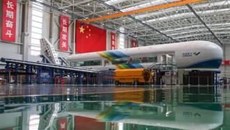 陸C919大飛機啟動靜力試驗 年內首飛