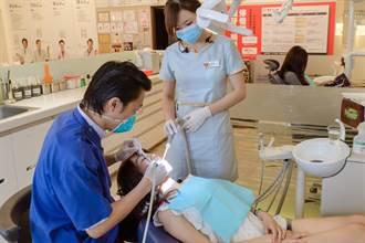 青壯年齒列崩壞 牙周病是凶手