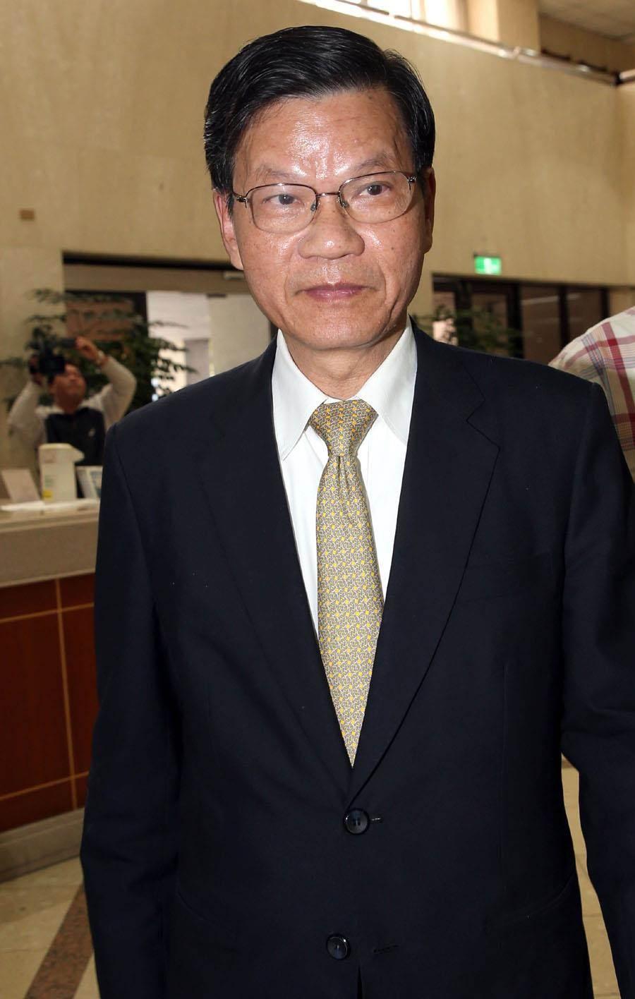 中研院表示,翁啟惠向總統府請假到14日,15日會恢復公務行程。(本報資料照片)